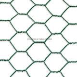 Het pvc het Met een laag bedekte Netwerk van de Draad van /Galvanized Hexagonale of Opleveren