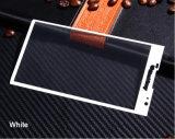 protector de la pantalla del vidrio Tempered de la cubierta completa 3D para la película del teléfono de Priv de la zarzamora