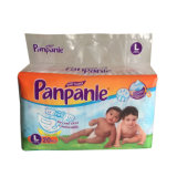 Tecido disponível dos produtos atuais do bebê no tipo conservado em estoque de Panpanle
