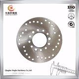 自動車部品のための投資の鋳造の合金鋼鉄ブレーキ
