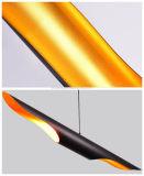 현대 최신 판매 프로젝트를 위한 대나무 점화 LED 알루미늄 샹들리에
