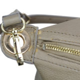 Функциональные конструкции мешка плеча PU кожаный для собраний женщин роскошного Handbas