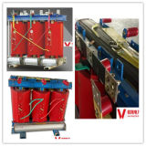 10kVの乾式変圧器/ Scb10-800kVAトランスフォーマー