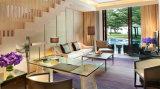 Jeu de chambre à coucher en bois moderne d'hôtel de luxe de meubles de Guestroom de vente chaude