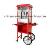 Ce & ETL Verificado máquina de hacer palomitas 8oz, fabricante de palomitas, máquina de palomitas de maíz