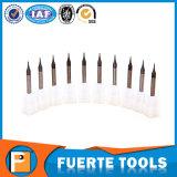 熱い販売の高精度2つのフルートの金属の製粉のツール