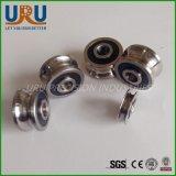 Rolamento de rolos da trilha do sulco de U para a máquina do bordado (SG15 SG15U SGB5 SG5RS 2RS)
