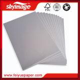 papel seco rápido de antienrollamiento de la sublimación de la talla 100g A4 para la camiseta del poliester