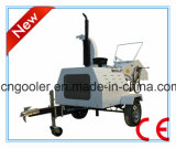 ATV отбуксировало деревянный Chipper, трейлер отбуксированный деревянный шредер, 18HP, 22HP, 30HP, 40HP, модель 50HP
