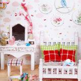 2017 último estilo mini casa de muñecas para los niños