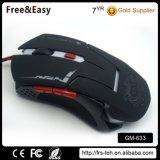 Dpi 2400 Botones laterales 6D Backlight Gamer Mouse