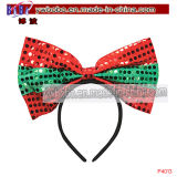 Productos-Cumpleaños lentejuelas arco Disfraces Cosplay Headbands Navidad (PD1004B)