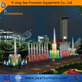 Constructeur urbain de fontaine d'eau de Morden de construction