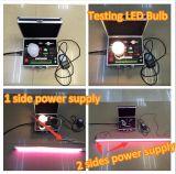 Medidor do Lux do diodo emissor de luz com o redutor para a iluminação da câmara de ar do bulbo
