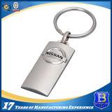 昇進(Ele-K010)のためのカスタマイズされた合金の平面Keychain