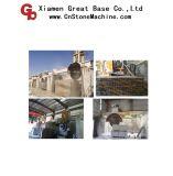 Hydraulischer Typ Granit-Stein-Maschine