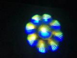 indicatore luminoso capo mobile del Gobo della fase dell'indicatore luminoso LED del fascio di punto di 10r 280W
