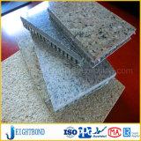 Панель сота античного гранита алюминиевая для строительного материала
