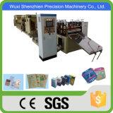 SGS Bolsa de cemento de papel Kraft automática que hace la máquina