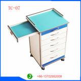 Шкаф мебели клиники дантиста с 6 ящиками