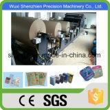 Ce Fabricante China Hoja del surtidor Alimentación Bolsa de papel que hace la máquina