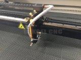 Holz, Karte, Papierausschnitt, Gewebe, lederner CO2 Laser-Ausschnitt-Maschinen-Laser-Scherblock