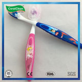 Form-Karikatur-Drucken-Kind-Zahnbürste