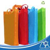 80g colore a tela não tecida dos PP Spunbond para sacos da propaganda