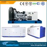 Электричество производя молчком комплект генератора Mtu 1375kVA звукоизоляционный тепловозный