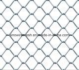 Qym 사슬 링크 담 Glvanized 체인 연결 Fence/PVC 입히는 체인 연결 담