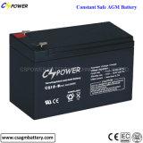 Cspower UPS電池AGMのバッテリー線の酸電池12V、7ah