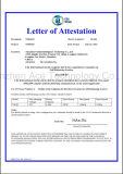 Elektrischer Roller mit Bescheinigung UL-2272 und Cer, FCC, RoHS