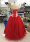 La vente en gros d'Aoliweiya personnalisent la robe de bal d'étudiants de robe de bille