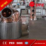Equipo micro de la destilación para la venta 100L 150L 200L 250L