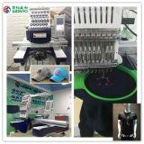 Máquina de bordar computadorizada de cabeça única Wonyo para bordado de lentilha Máquina de bordar melhor Wy1201CS
