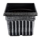 正方形のプラスチック庭の鍋(KD4001S-KD4004S)