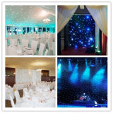 LED Star Drop Curtain Flexible LED Curtain rideau vidéo LED rideau LED doux