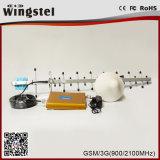 Doppelband-G/M WCDMA 900 2100 MHZ-Mobiltelefon-Signal-Verstärker