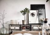 Art de mur peignant le cadre de tableau en bois élégant minable