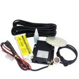 Sensor llano ultrasónico de combustible con la plataforma del GPS, lectura alejada, sistema de carburante elegante