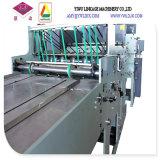 Chaîne de production mince semi-automatique de cahier de livre d'exercice d'école de piquer de fil de Ld1020bc machine
