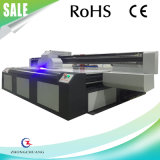 Máquina de impresión de la impresora al aire libre Junta Publicidad UV