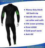 人は皮のネオプレンの印刷デザイン卸売のウェットスーツを滑らかにする