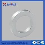 Großer starker und gerutschter gesinterter permanenter NdFeB Ring-Magnet für Lautsprecher-Fahrer