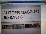 0988A81c日立の送り装置SMTの予備品のカッターベース(m)