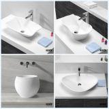 ホテルのプロジェクトの工場固体表面の現代デザイン洗面器
