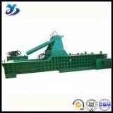 Prensa de embalaje hidráulica horizontal certificada Ce del desecho de metal de la venta directa de la fábrica varia