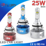 Selbst-nicht für den Straßenverkehr ATV UTV Cer 9004 des LED-Auto-Licht-25W des Scheinwerfer-360