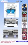 Holiaumaの新しいDaohao 8の'が付いている新しい2つのヘッド混合された刺繍機械は計算機制御システム最もよい刺繍同じ幸せなおよびYumeiの刺繍機械好む