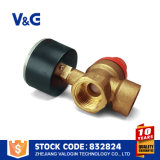 Valogin Top One Preço competitivo da válvula de segurança de pressão
